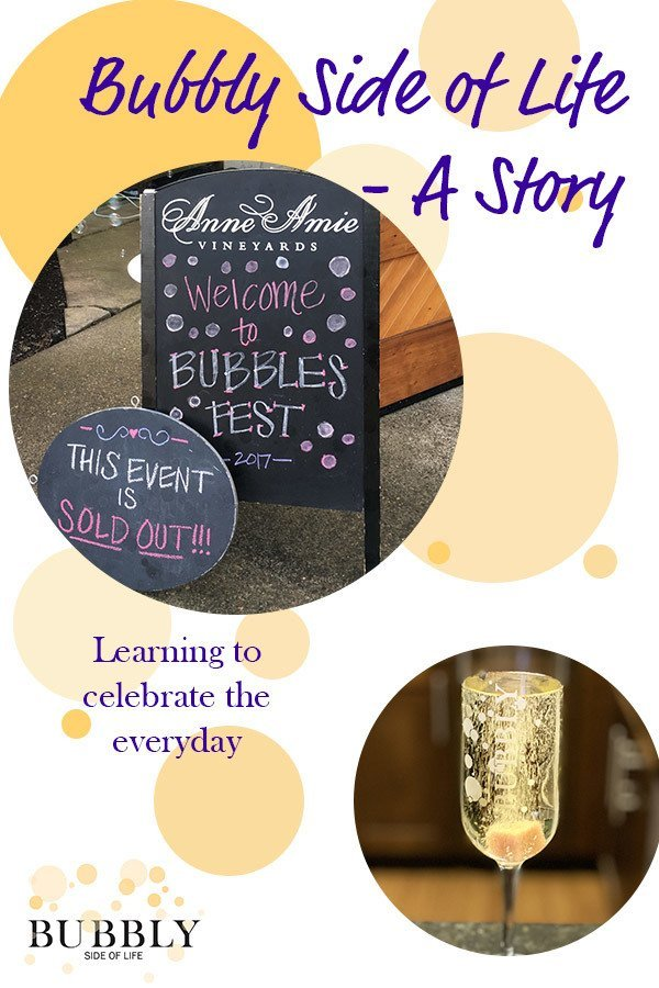 Bubbly Side of Life - A Story