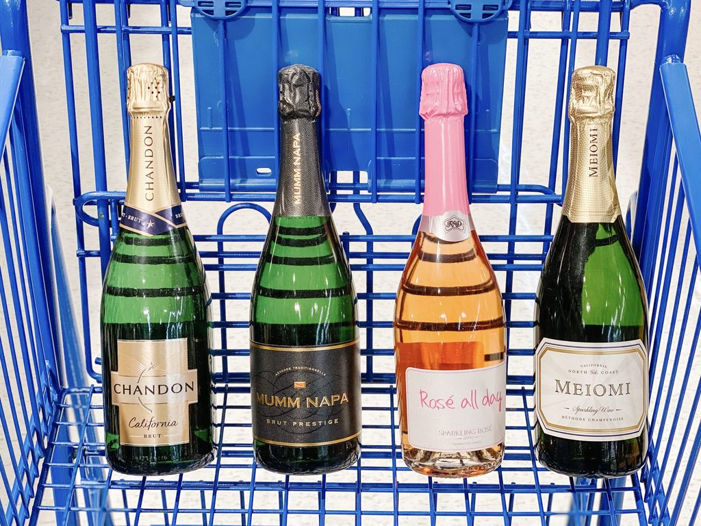 Best Grocery Store Champagnes for Stocking Up