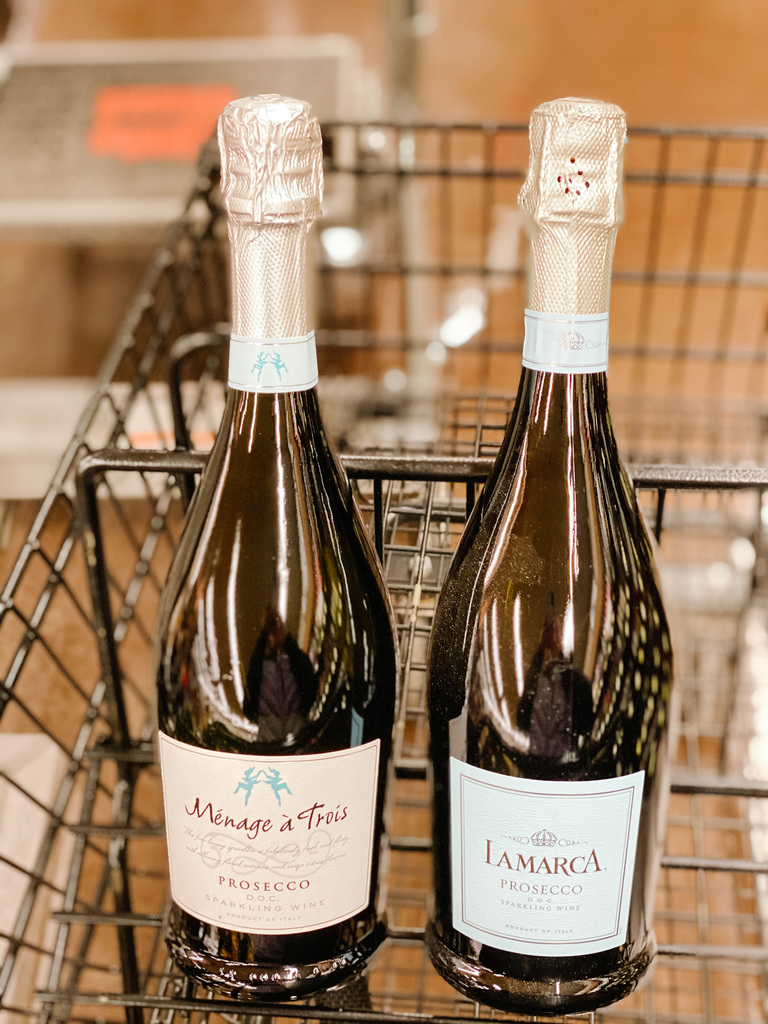 Alternates for best grocery store champagne