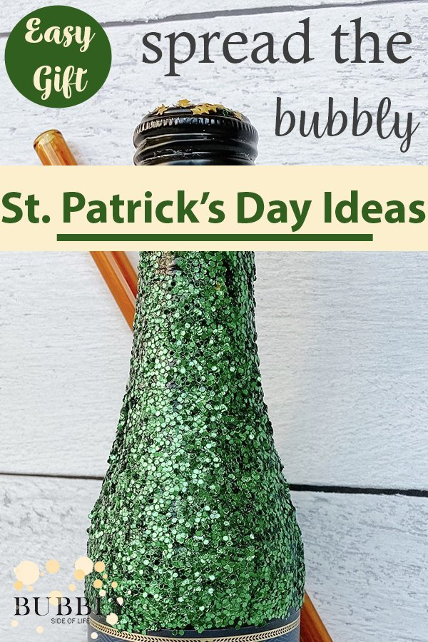 2 super easy st patricks day cocktails plus a grownup gift idea