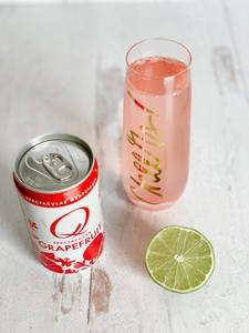 Paloma mixed drink