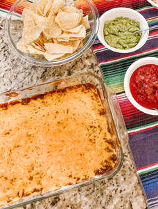 Easy appetizer for your cinco de mayo happy hour