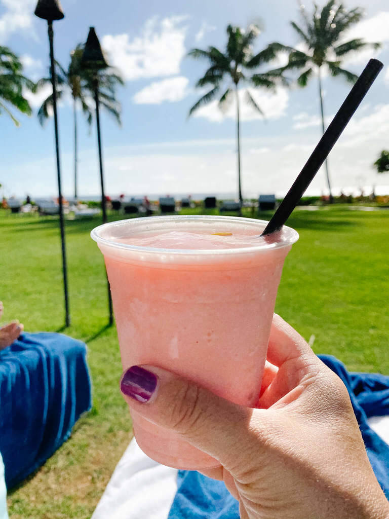 Bubbly bliss, the perfect strawberry cocktail enjoyed frozen or on the rocks