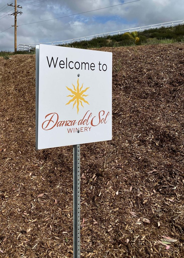 Welcome to Danza del Sol Winery