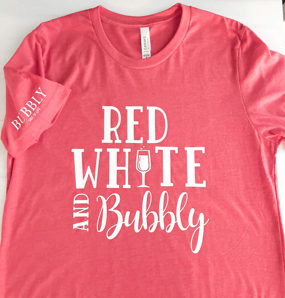 4th of July Shirts available at www.bubblysideoflife.com/shop