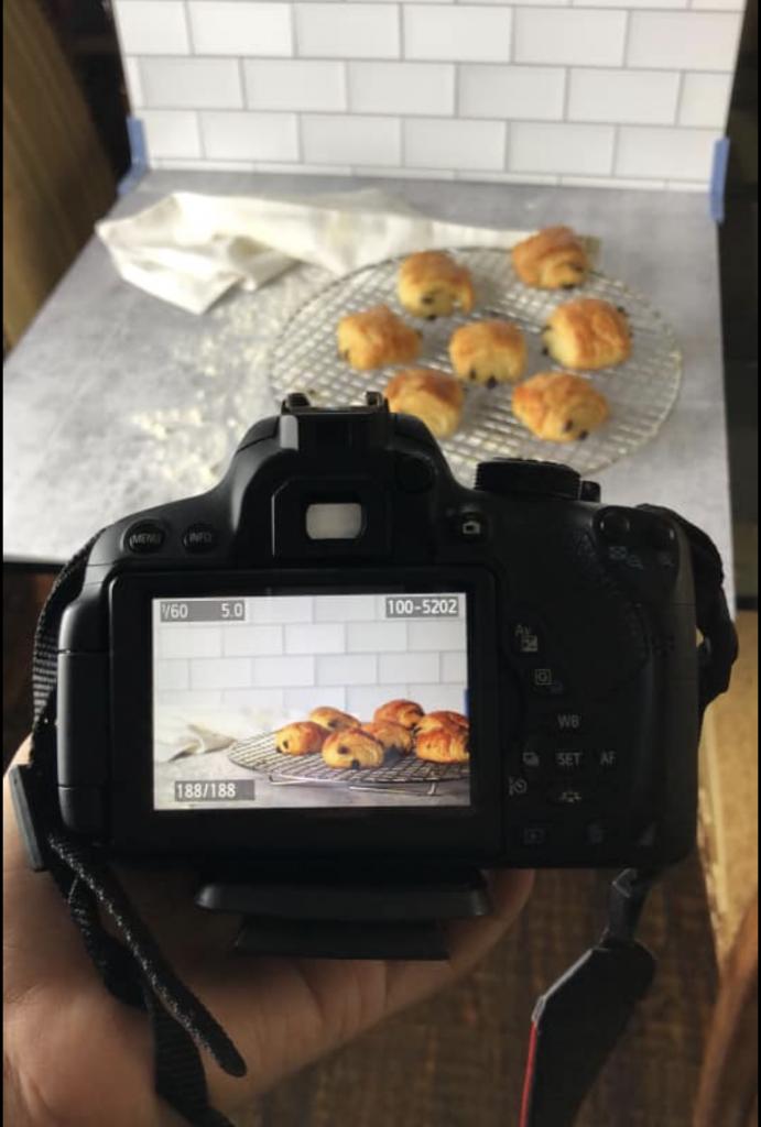 Food bloggers Photo Courtesy of:  Karime Chimal @theweekendmeals