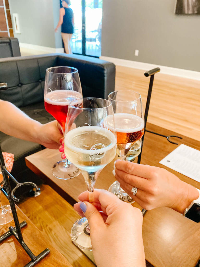 Cheers to August Hill Winery
