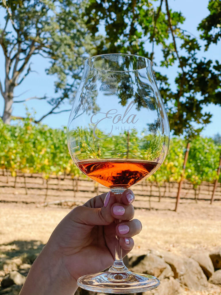 Eola Hills Winery Sparkling Rosé of Pinot noir