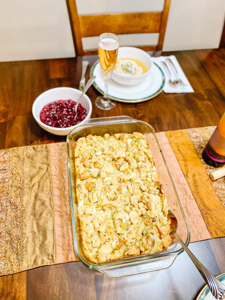 Family stuffing recipe