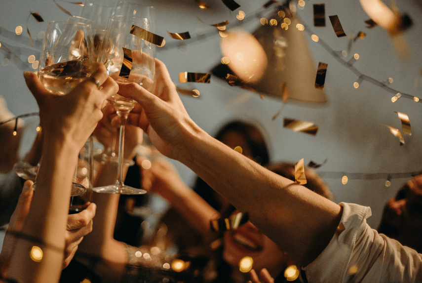 Because there's always a reason to celebrate and Global Champagne Day feels like a good reason!