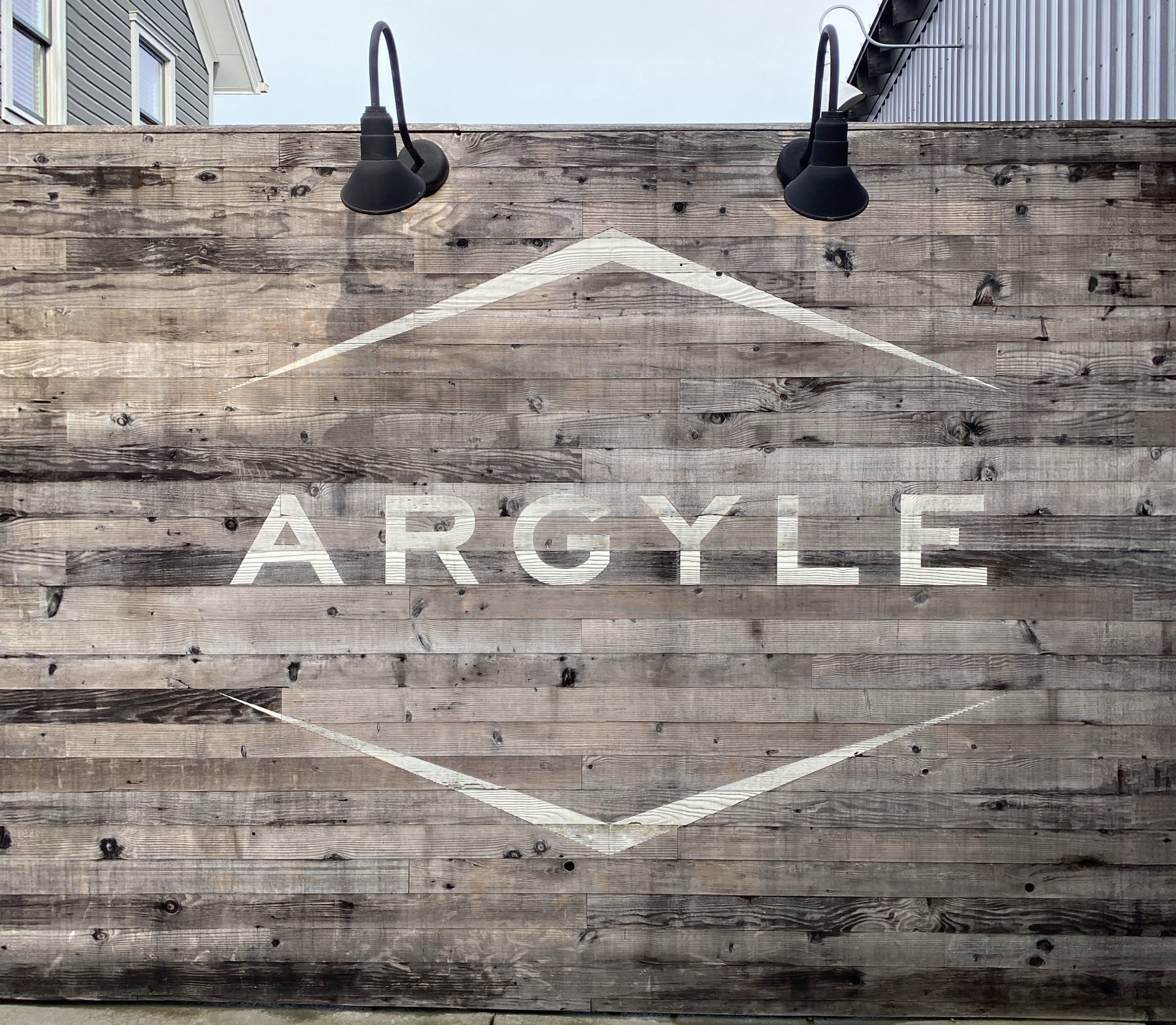 Argyle Winery Review front sign