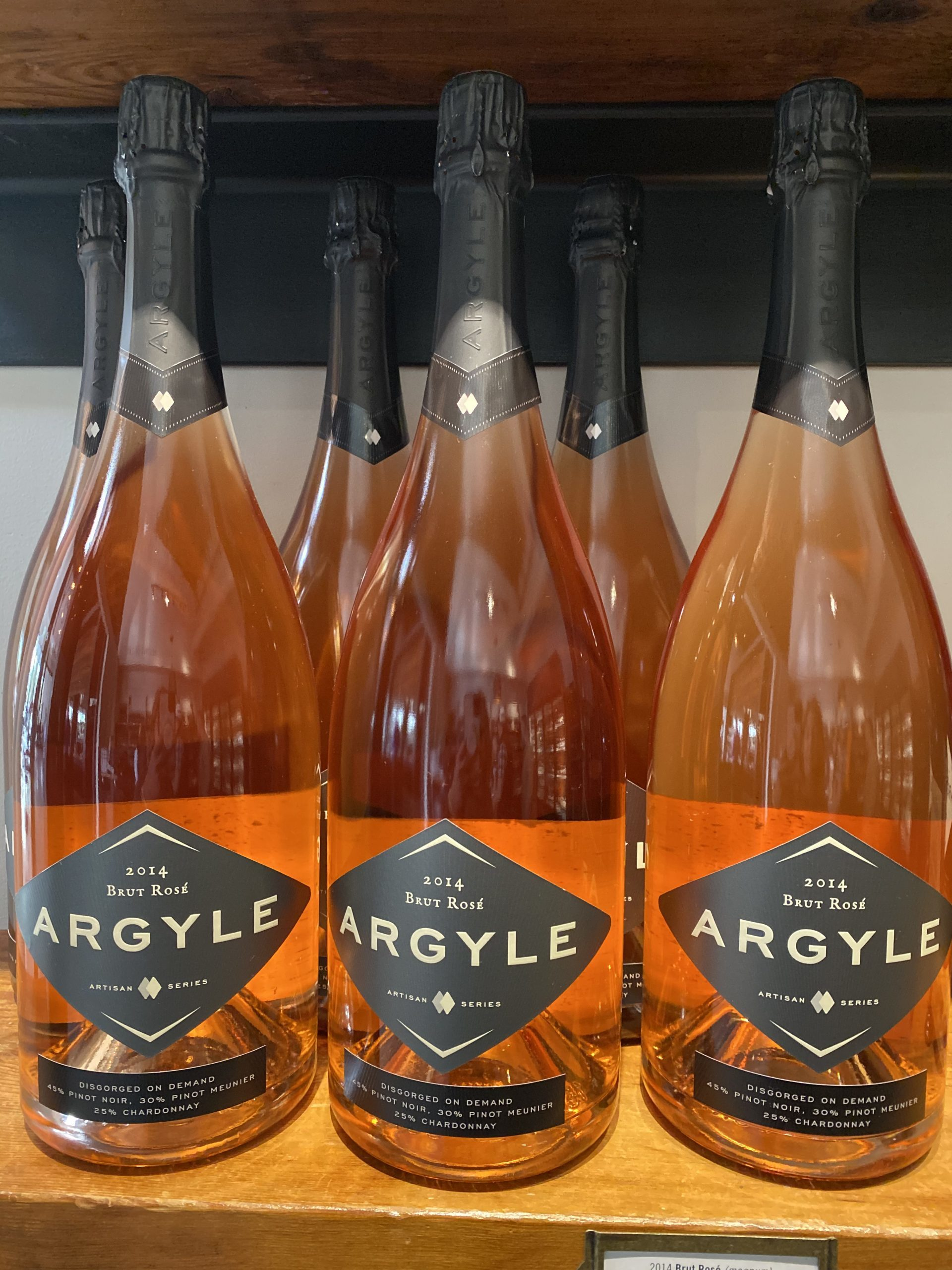 Argyle Winery Sparkling Rose