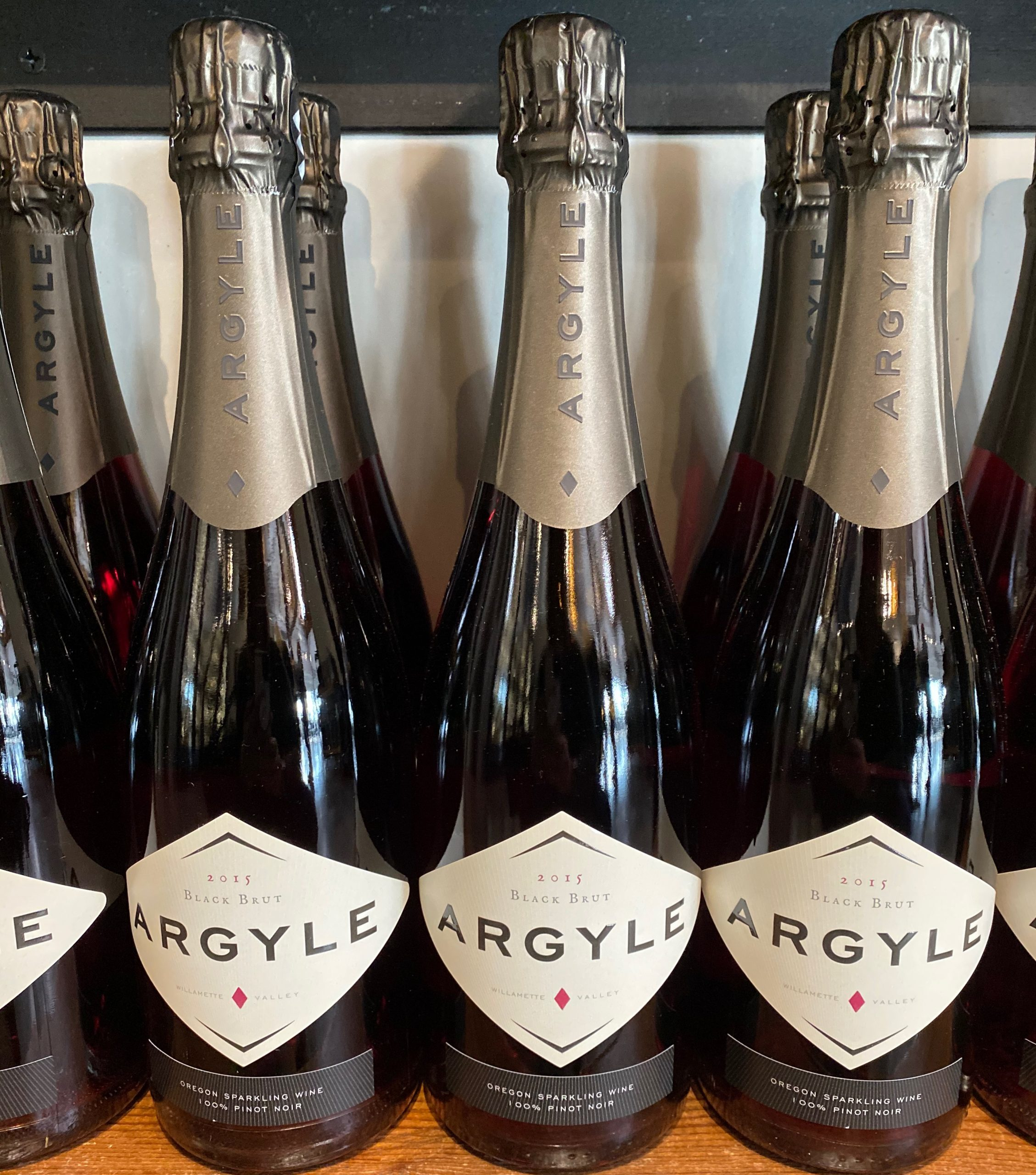 2015 Argyle Winery Black Brut