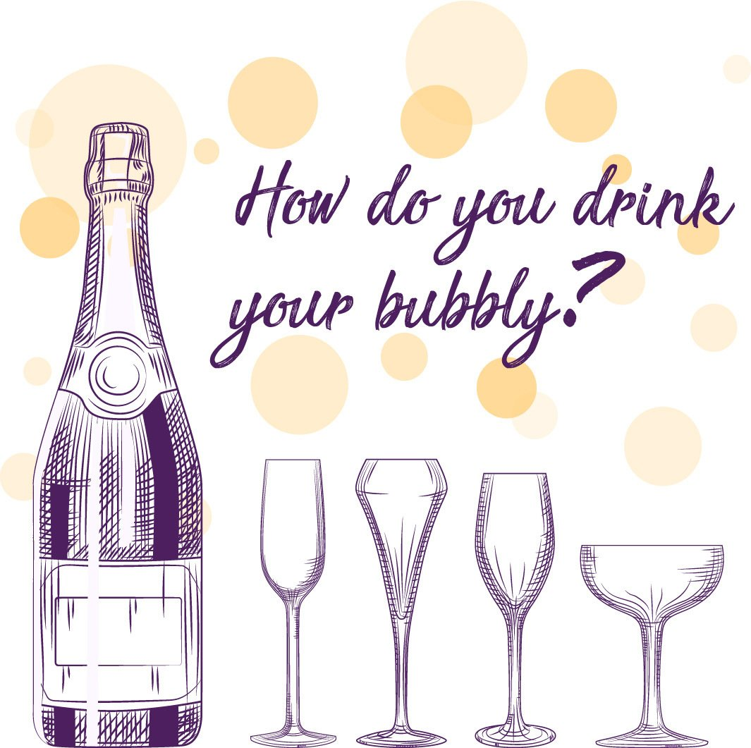 Choosing The Perfect Champagne Glass Bubbly Side Of Life