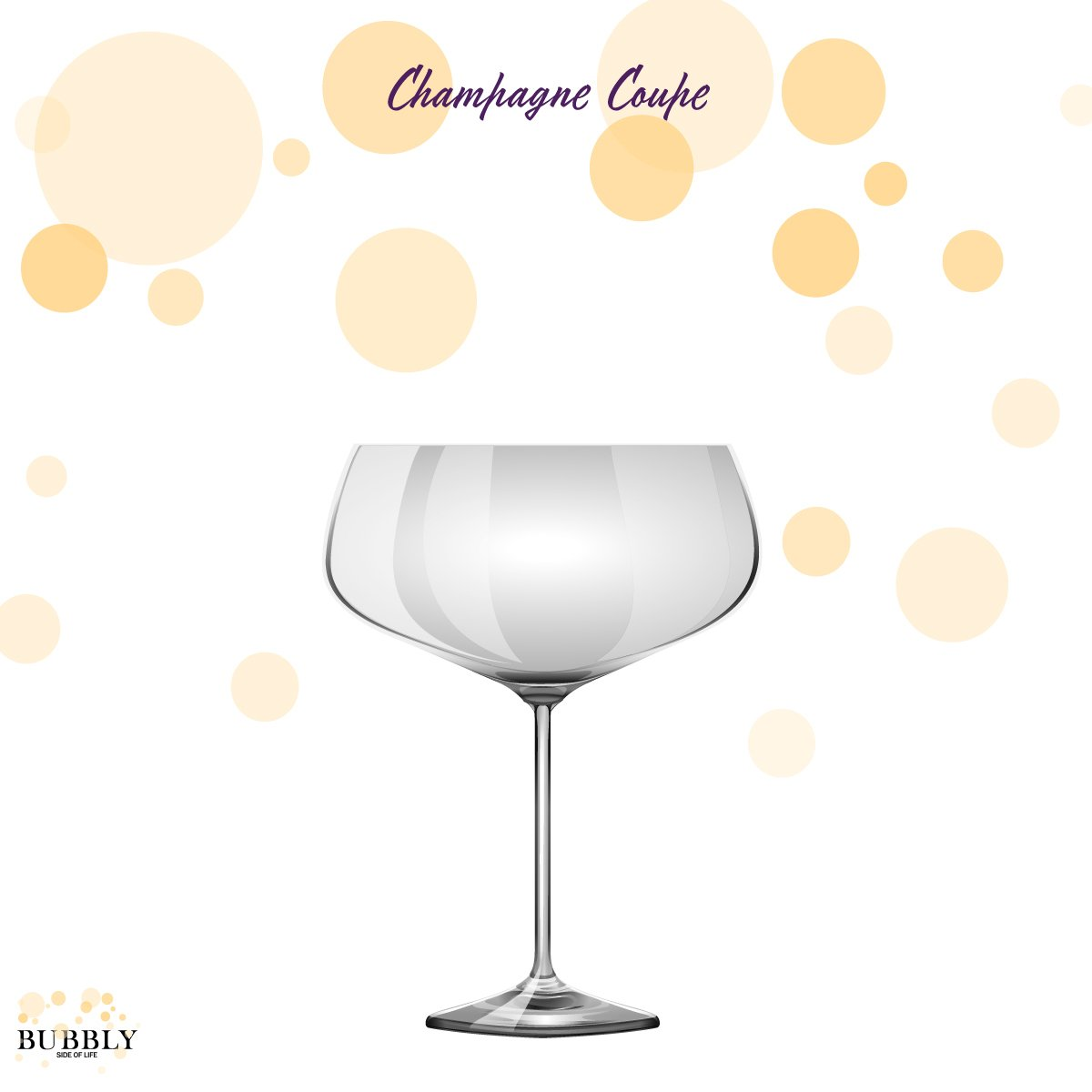 Champagne Coupe - best champagne glasses