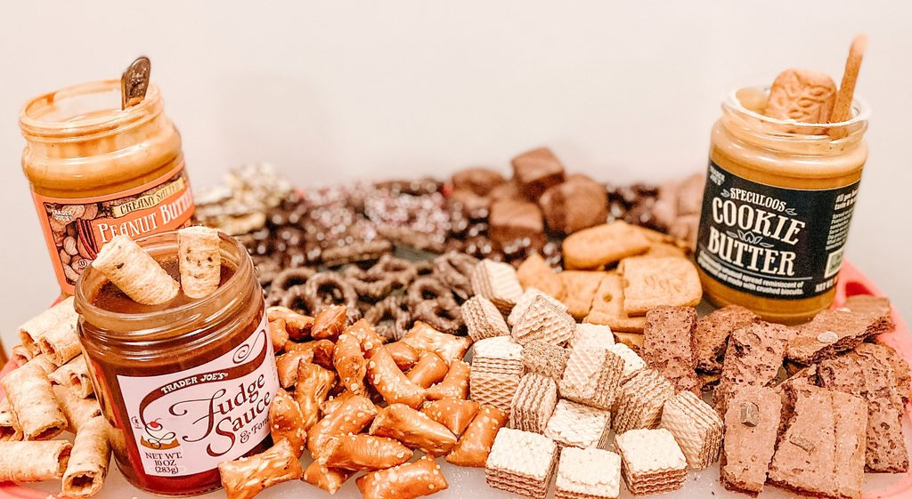 Bubbly desserts for days...everyone will be happy!