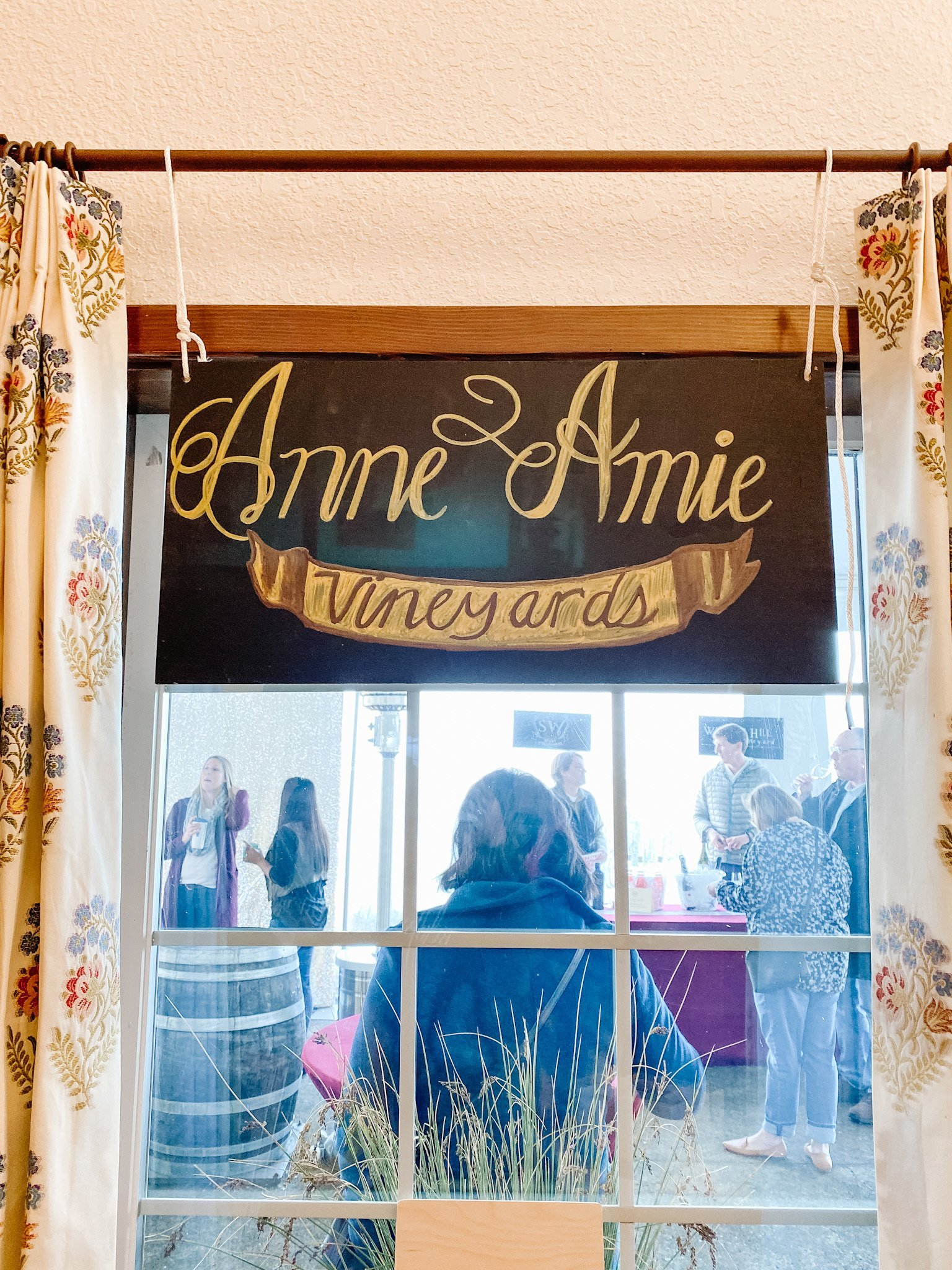 Bubbly Side of Life at Bubbles Fest 2020 at Anne Amie Vinyards