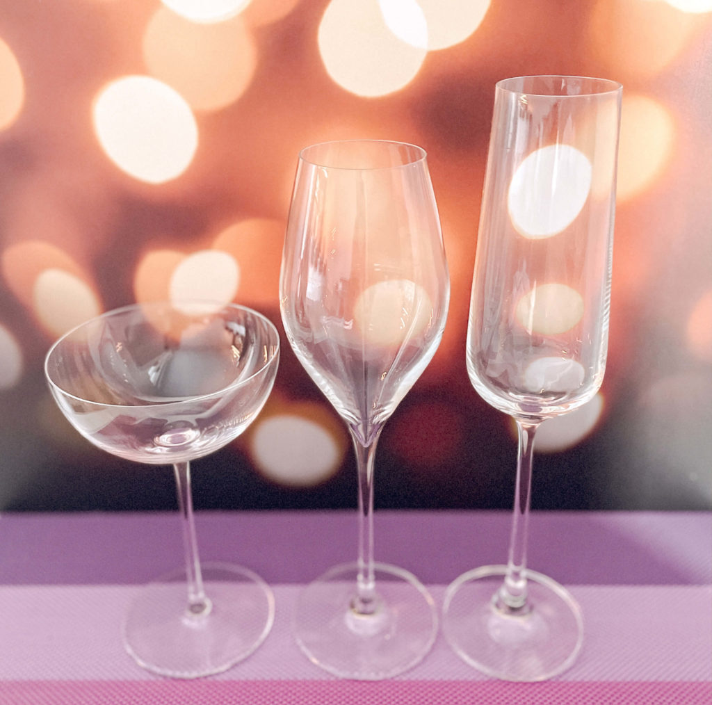 Which champagne glass is your favorite?