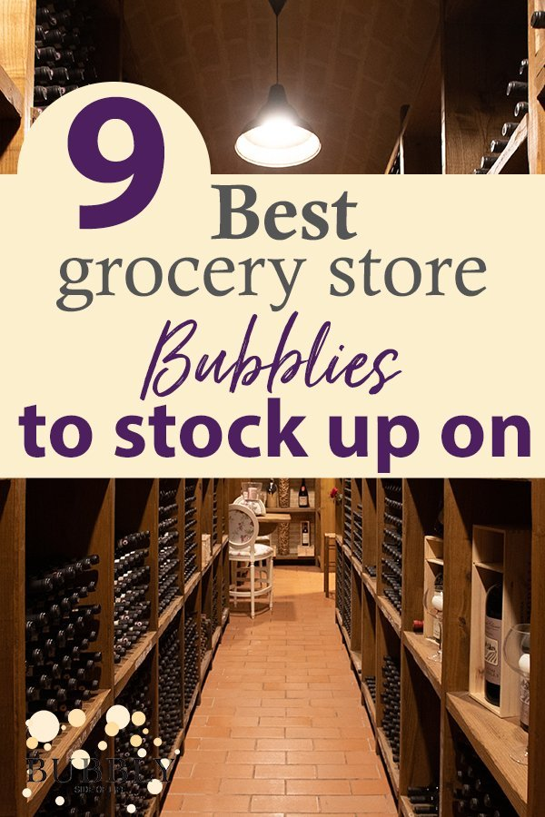 9 best gocery store champagnes