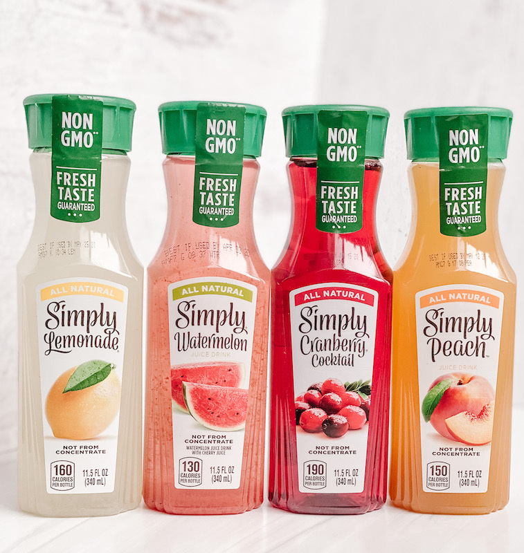 Bubbly Side of Life Favorite Juices for Mimosas