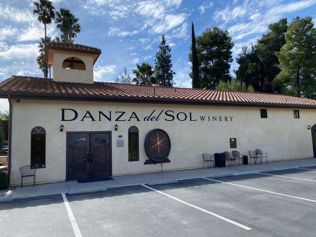 Danza del Sol, a Temecula Wine Country winery