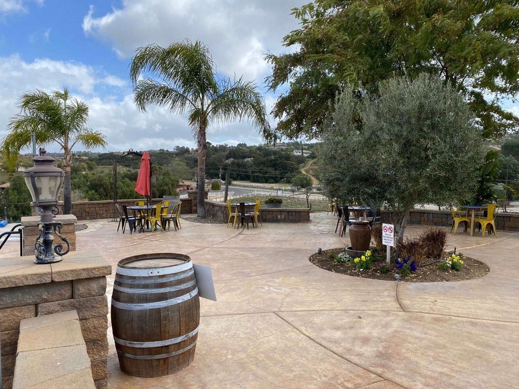 Masía de la Vinya in Temecula Wine Country