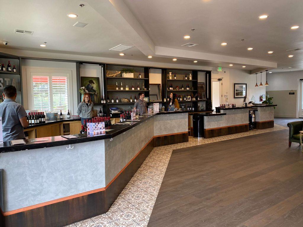 Masía de la Vinya Tasting room in Temecula, CA