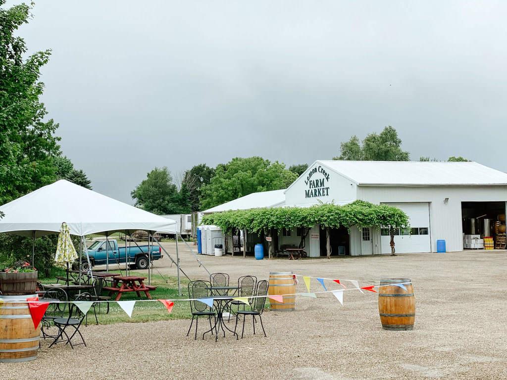 Lemon Creek Winery and Farm Market