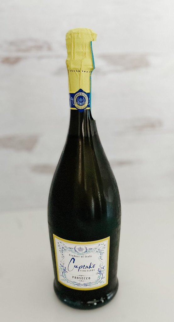 Cupcake Prosecco from Cupcake Vineyards