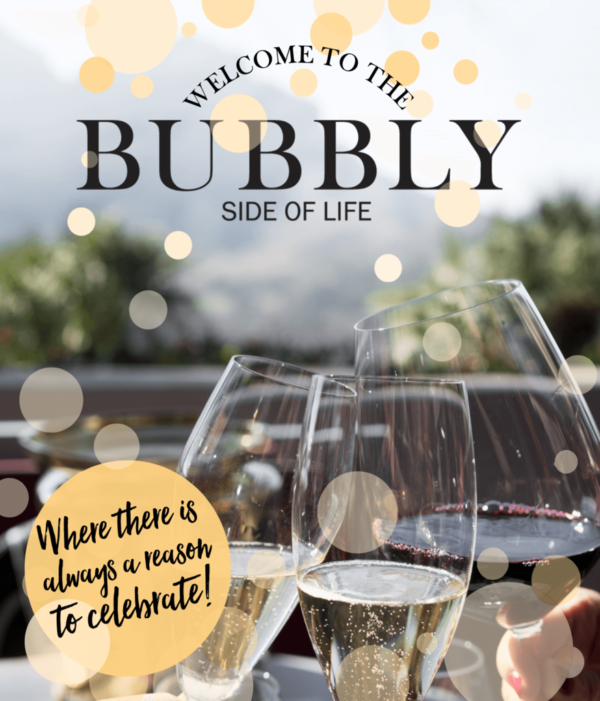 Bubbly Side of Life Cocktail Guide