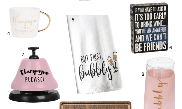 Perfect Bubbly Gifts For Champagne Lovers They Will Absolutely Love