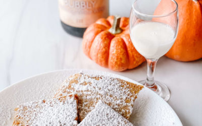 Perfectly Bubbly Pumpkin Pancakes Everyone Will Love