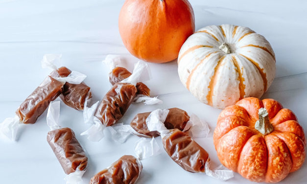 Easy Homemade Bubbly Caramels Just In Time For Halloween