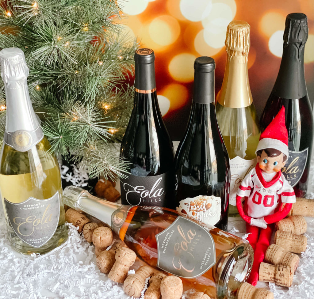 Eola Hills and Bubbly Side of Life Very Bubbly Holiday Bundle
