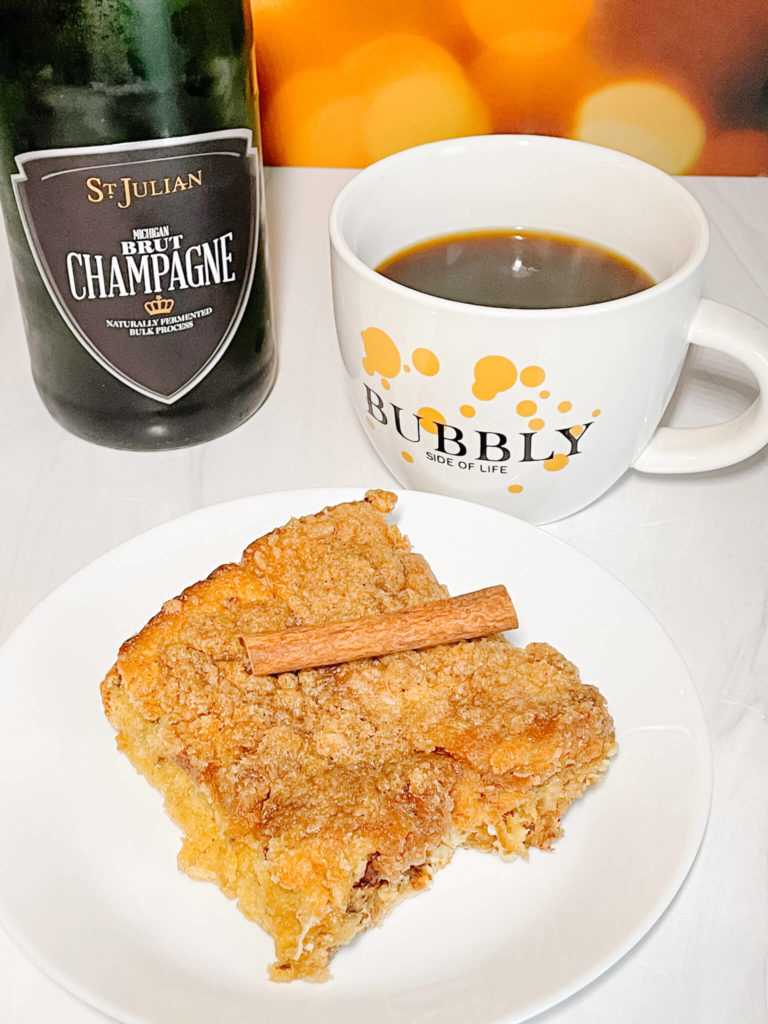 Bubbly French toast casserole the perfect breakfast for a group