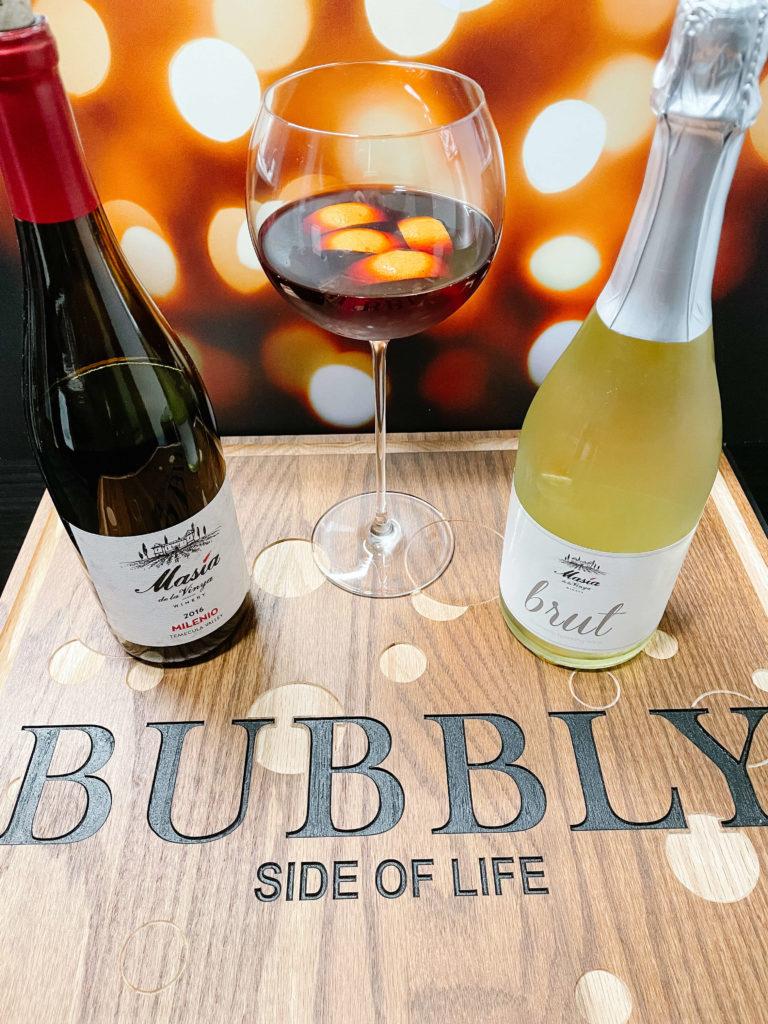 Bubbly Winter Sangria Recipe