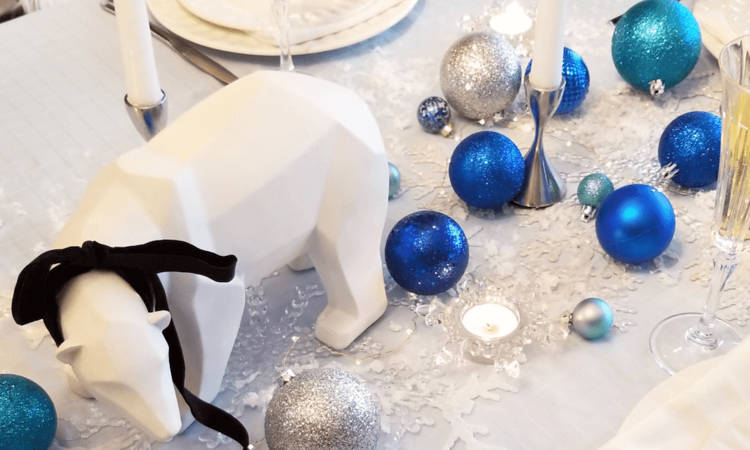3 Stunning And Easy To Do Christmas Table Ideas