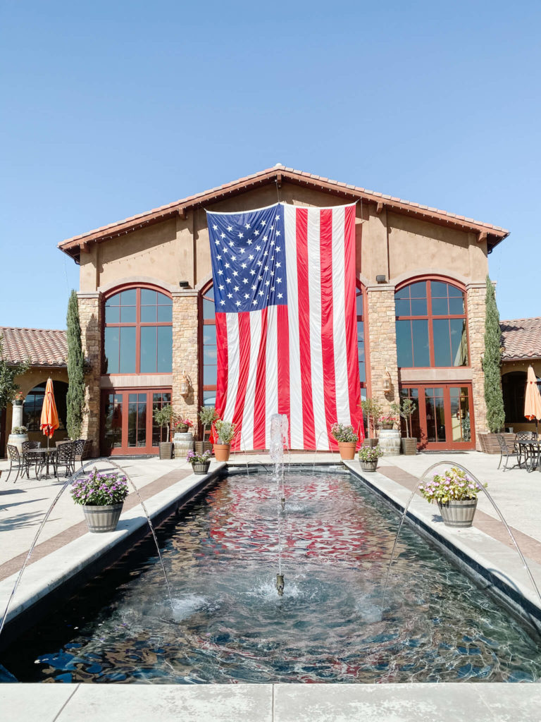 Monte de Oro Winery, a Temecula Wine Country winery.