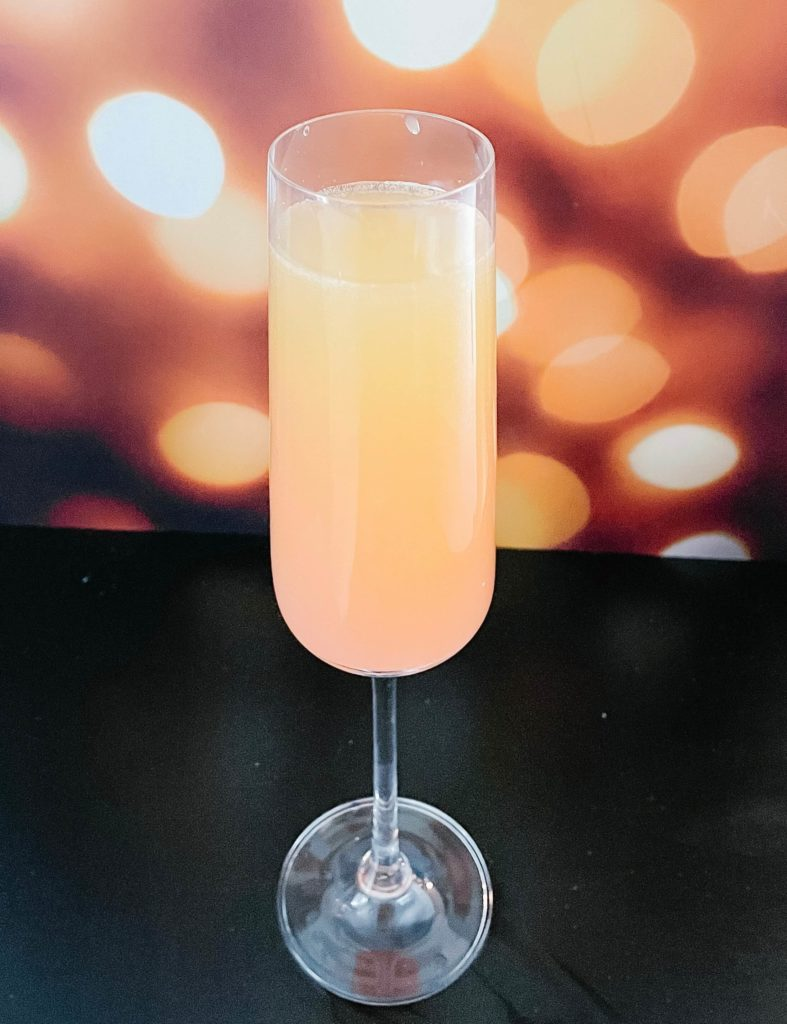 Protect your immune system with this delicious mocktail!