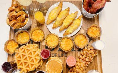 Epic Breakfast Charcuterie Board You Will Love