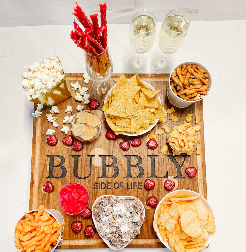 Valentine's Day ideas: snack boards, the easiest and tastiest way to celebrate