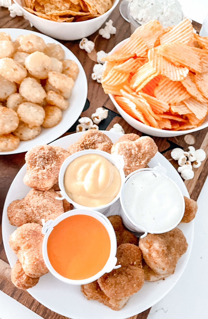 The big game snacks have something for everyone!