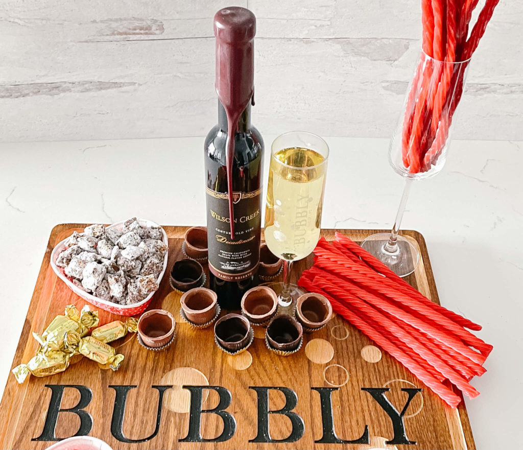 A fun twist on a dessert board perfect for any celebration!