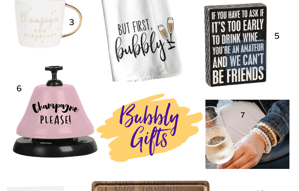 The Best Sparkling Wine Gifts For All Bubbly Lovers