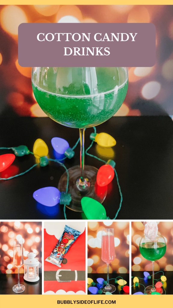 Cotton Candy Drink Recipes