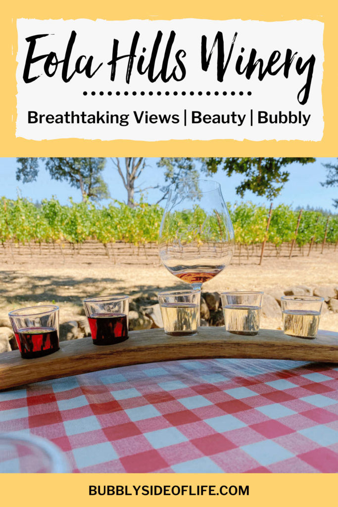 A trip to Eola Hills Windery - Legacy Estate Vineyard. #winery #vineyard #sparklingwine #pinotnoir