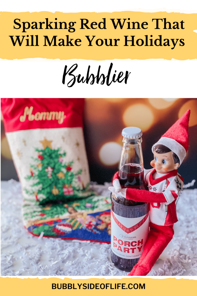 Sparkling Red Wines that will make your Christmas bubblier! There's something about a glass of red wine on a cold fall or winter day that just makes you feel warm and cozy. I set out to find my favorite sparkling red wines to have on hand this holiday season check out my favorite sparkling red wines for this holiday season here!
