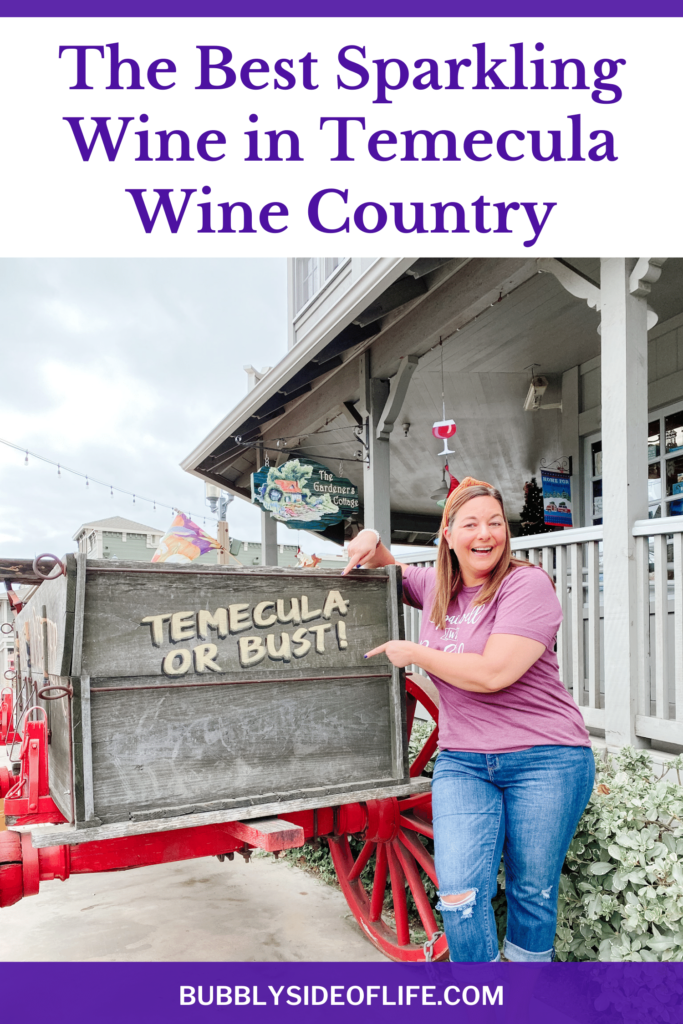 Temecula Wine Country has become one of those places that instantly transports me to my happy place and is absolutely worth the trip. Learn more about how I planned my Temecula Wine Country trip and what wineries you should stop at and how my experience was at each of these locations! | Temecula Wine Country | Bubbly Wineries | Sparkling Wine