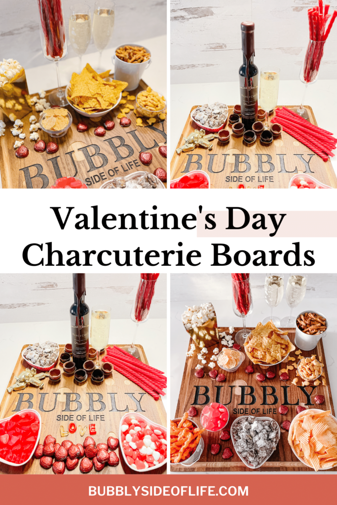 Valentine's Day looks a little bit differently, whether you're celebrating with your significant other or have that core group of girlfriends over for a much needed night in, we think these Valentine's Day ideas are fun for either. Learn how to create your snack charcuterie board and your dessert charcuterie board here! Start planning your at home Valentine's Day Date or Galentines Date here!