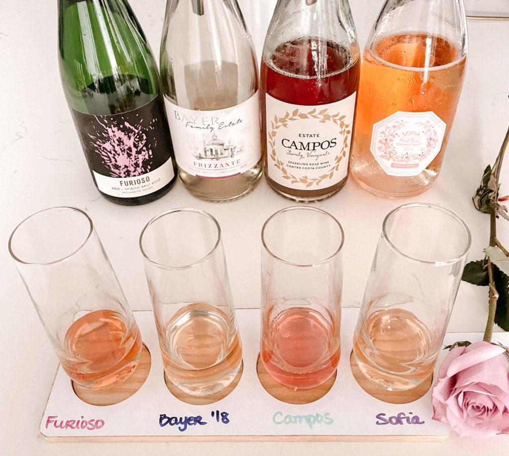 Sparkling rosé wines to enjoy on National Rosé day
